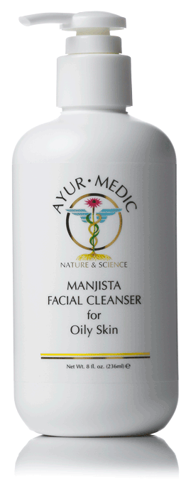 Ayur Medic - Manjista Cleanser for Oily Skin