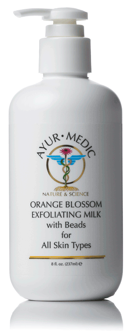 Ayur Medic - Orange Blossom Exfoliating Wash