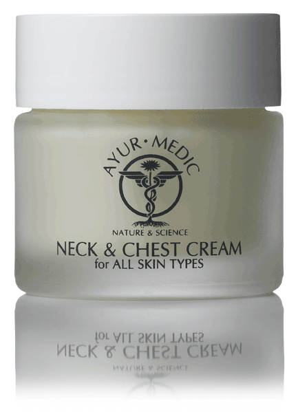 Ayur Medic Neck and Chest Cream